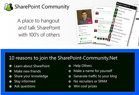 SharePoint-Community.Net
