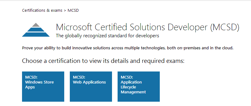 SharePoint 2013 MCSD Path, Exam 70-486 made official?