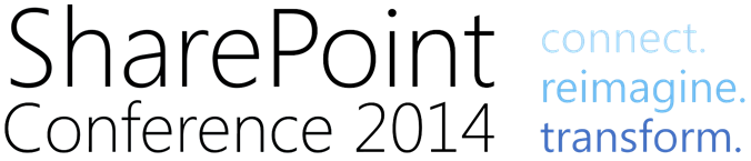 SharePoint Conference 2014 Videos