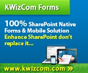 SharePoint forms