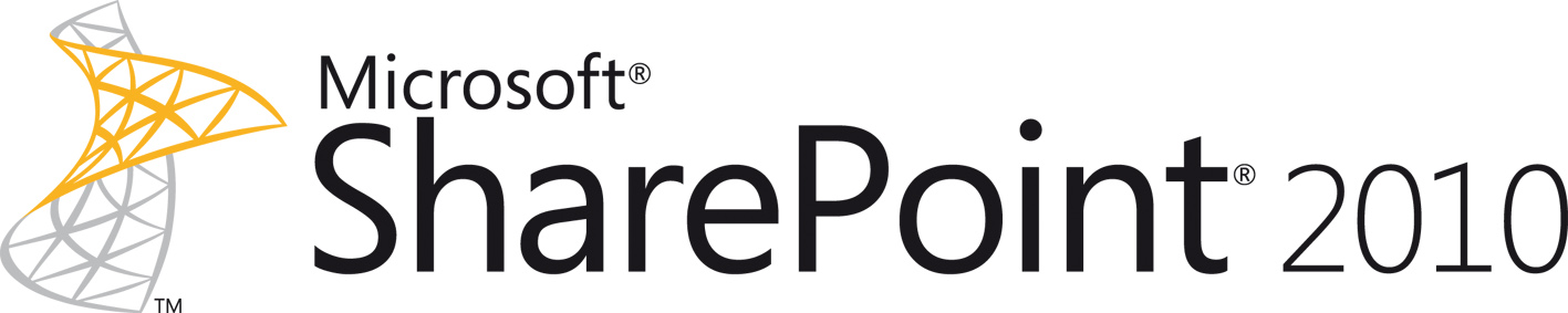 Logo Microsoft SharePoint 2010