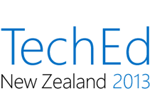 TechEd Australia and TechEd New Zealand 2013 SharePoint Sessions