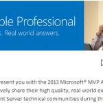 SharePoint MVP 2013
