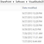 Create a scripted SharePoint 2013 Development Environment Tutorial – Part 4