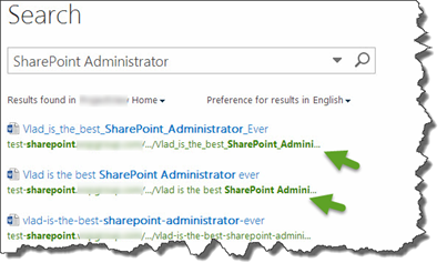 best SharePoint Search