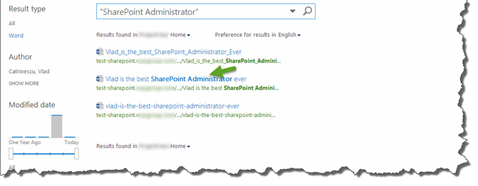 best for SharePoint Search