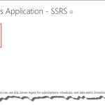 SharePoint 2013 SSRS – The remote server returned an error: (500) Internal Server Error