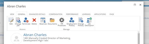 Lanteria HR - SharePoint HRMS