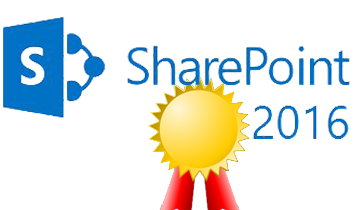 SharePoint 2016 IT Pro Certification