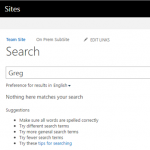 Use the Cloud Search Service Application On-Premises