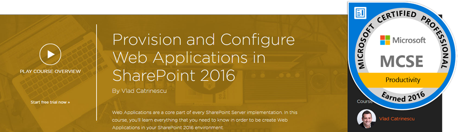 Configure Web Applications