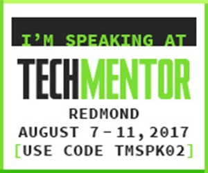 TechMentor Seattle