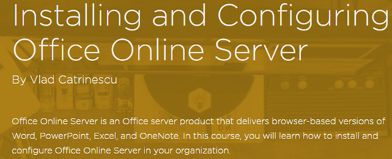 Office Online Server