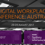 Speaking At Digital Workplace Conference: Australia
