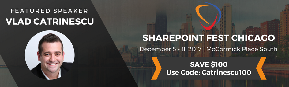 SharePoint Fest Chicago 2017