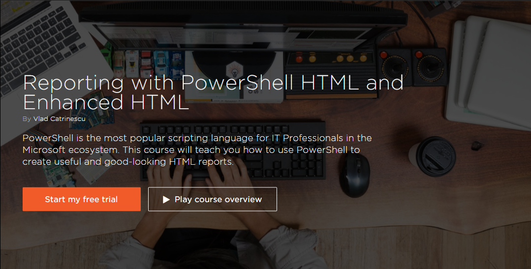PowerShell HTML