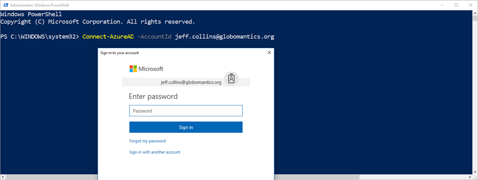 Connecting To Office 365 With Powershell Multi Factor Authentication