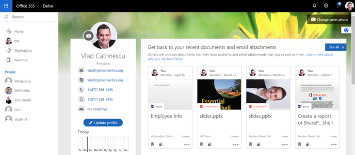 Office 365 Profile Completeness: Finding users with no Cell Phone