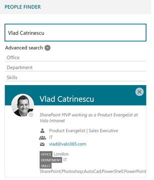Office 365 Profile Completeness: Finding users with no About Me