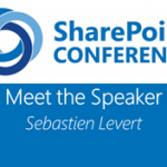 Meet the Speaker series: Sébastien Levert