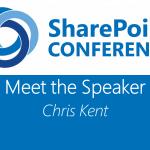 Meet the Speaker series: Chris Kent