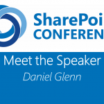 Meet the Speaker series: Daniel Glenn