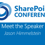 Meet the Speaker series: Jason Himmelstein