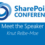 Meet the Speaker series: Knut Relbe-Moe