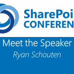 Meet the Speaker series: Ryan Schouten
