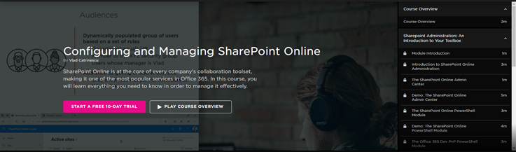 Configuring and Managing SharePoint Online