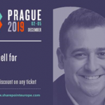 I'm speaking at the European SharePoint Conference 2019 in Prague!